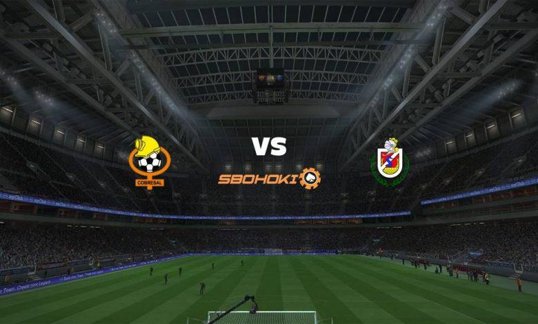 Live Streaming Cobresal vs La Serena 22 Mei 2021 1