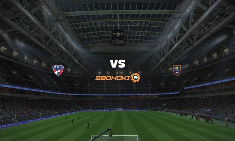 Live Streaming FC Dallas vs Real Salt Lake 23 Mei 2021 1