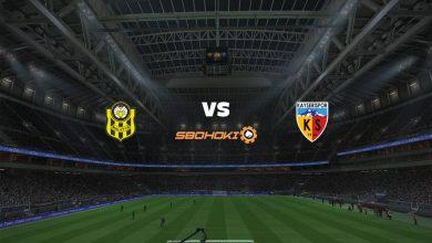 Photo of Live Streaming  Yeni Malatyaspor vs Kayserispor 3 Mei 2021