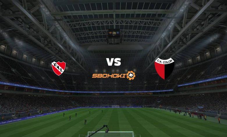 Live Streaming Independiente vs Coln (Santa Fe) 22 Mei 2021 1