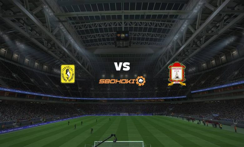 Live Streaming Academia Cantolao vs Ayacucho FC 19 Mei 2021 1