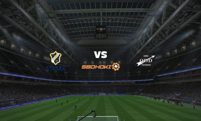 Live Streaming Stabaek vs Odds BK 19 Mei 2021 1