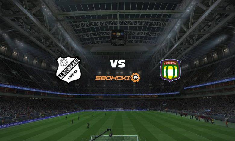 Live Streaming  Inter de Limeira vs São Caetano 3 Mei 2021 1