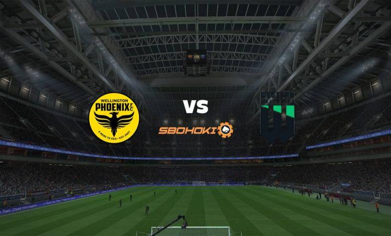Live Streaming Wellington Phoenix FC vs Western United 22 Mei 2021 1