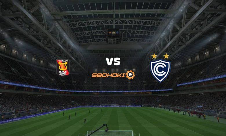 Live Streaming Melgar vs Cienciano del Cusco 19 Mei 2021 1