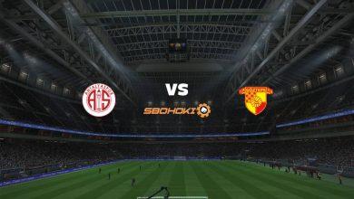 Photo of Live Streaming  Antalyaspor vs Goztepe 2 Mei 2021