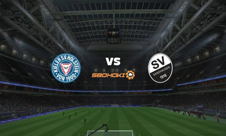 Live Streaming  Holstein Kiel vs SV Sandhausen 4 Mei 2021 1
