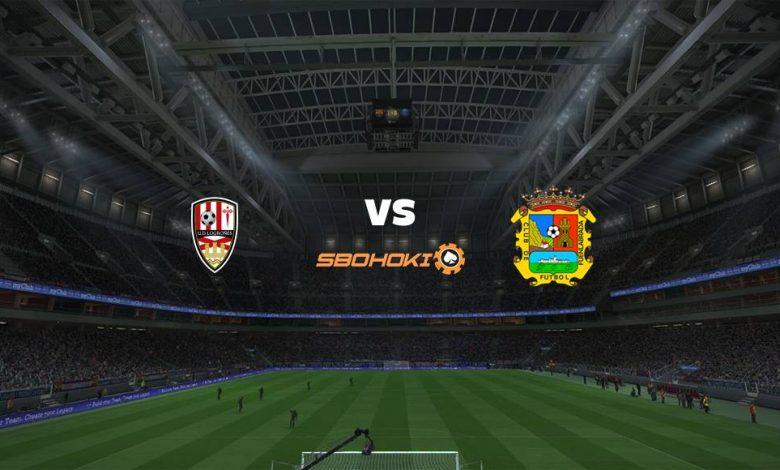 Live Streaming UD Logros vs Fuenlabrada 19 Mei 2021 1