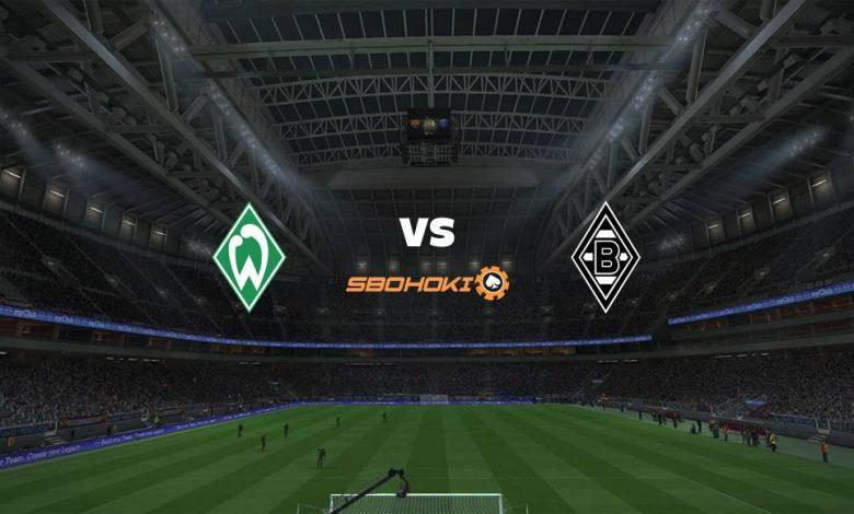 Live Streaming Werder Bremen vs M'gladbach 22 Mei 2021 1