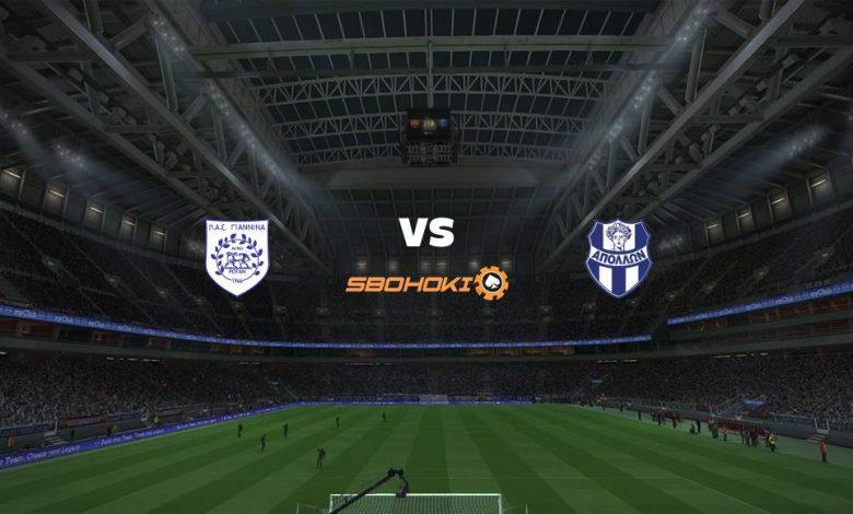 Live Streaming Pas Giannina vs Apollon Smyrni 19 Mei 2021 1