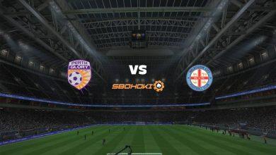 Photo of Live Streaming  Perth Glory vs Melbourne City FC 5 Mei 2021