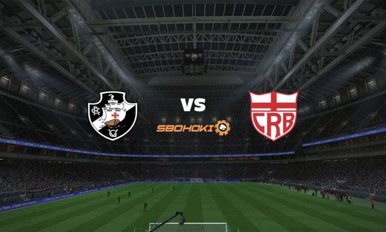 Live Streaming Vasco da Gama vs CRB 19 Juni 2021 1