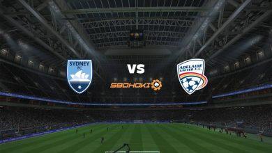 Photo of Live Streaming  Sydney FC vs Adelaide United 19 Juni 2021