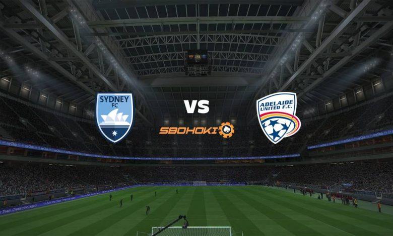 Live Streaming Sydney FC vs Adelaide United 19 Juni 2021 1
