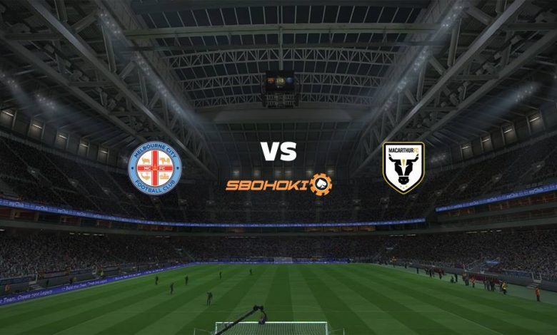 Live Streaming Melbourne City FC vs Macarthur FC 20 Juni 2021 1