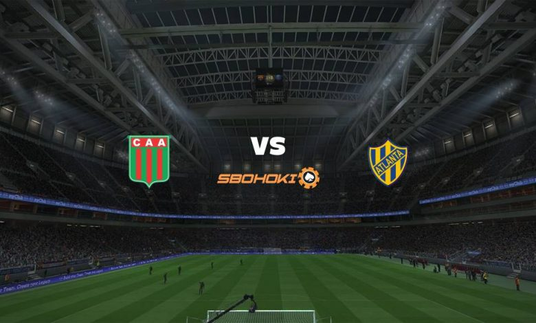 Live Streaming  Agropecuario vs Atlanta 10 Juni 2021 1