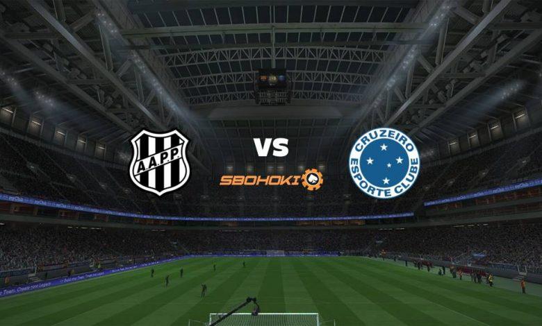 Live Streaming Ponte Preta vs Cruzeiro 17 Juni 2021 1