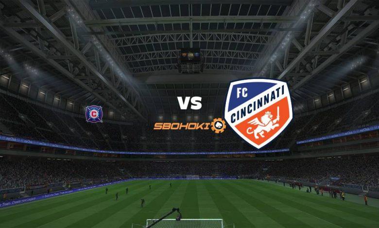 Live Streaming  Chicago Fire vs FC Cincinnati 24 Juni 2021 1