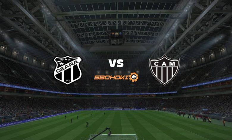 Live Streaming  Ceará vs Atlético-MG 24 Juni 2021 1