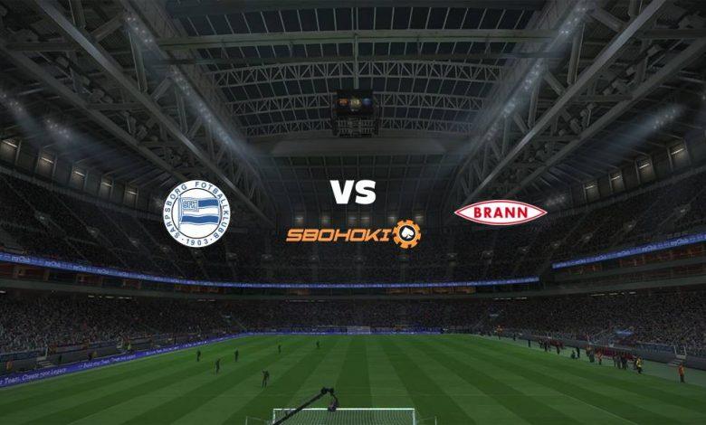 Live Streaming  Sarpsborg FK vs SK Brann 13 Juni 2021 1
