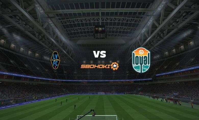 Live Streaming Las Vegas Lights FC vs San Diego Loyal SC 26 Juni 2021 1