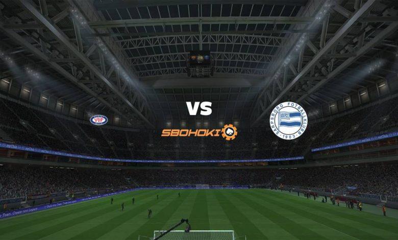 Live Streaming Valerenga vs Sarpsborg FK 1 Juli 2021 1