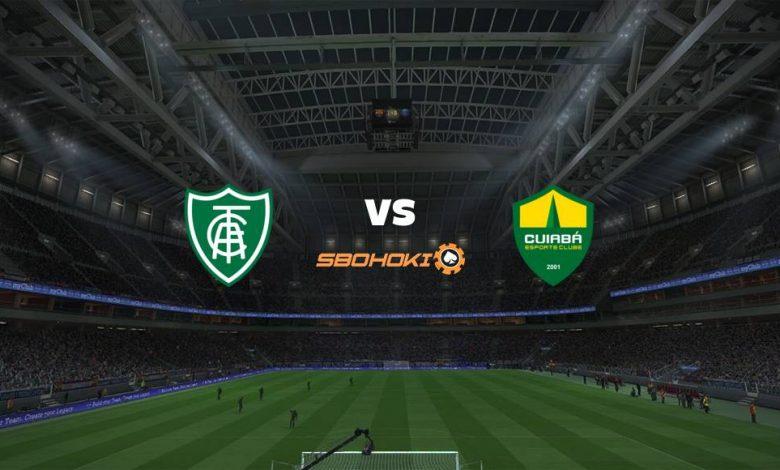Live Streaming Amrica-MG vs Cuiab 17 Juni 2021 1