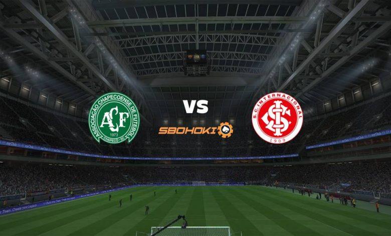 Live Streaming Chapecoense vs Internacional 25 Juni 2021 1