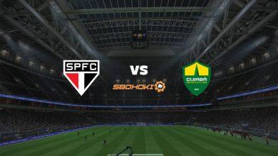 Photo of Live Streaming  São Paulo vs Cuiabá 24 Juni 2021