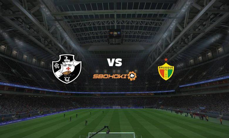 Live Streaming Vasco da Gama vs Brusque 28 Juni 2021 1