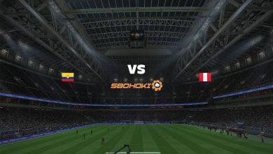 Photo of Live Streaming  Ecuador vs Peru 8 Juni 2021