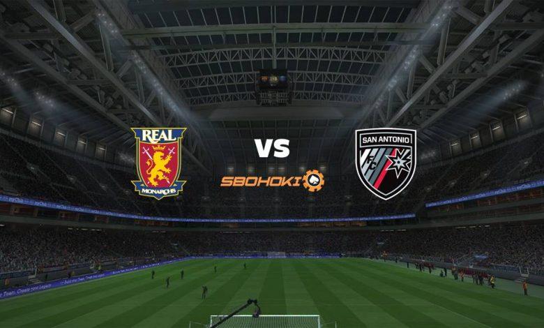 Live Streaming  Real Monarchs SLC vs San Antonio FC 27 Juni 2021 1