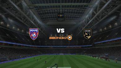 Photo of Live Streaming  Miami FC vs Birmingham Legion FC 24 Juni 2021