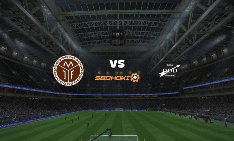 Live Streaming Mjondalen IF vs Odds BK 1 Juli 2021 1