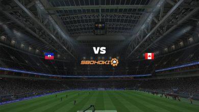 Photo of Live Streaming  Haiti vs Canada 12 Juni 2021