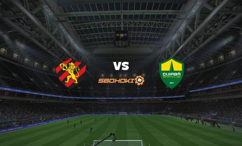 Live Streaming Sport vs Cuiab 27 Juni 2021 1