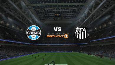 Photo of Live Streaming  Grêmio vs Santos 23 Juni 2021