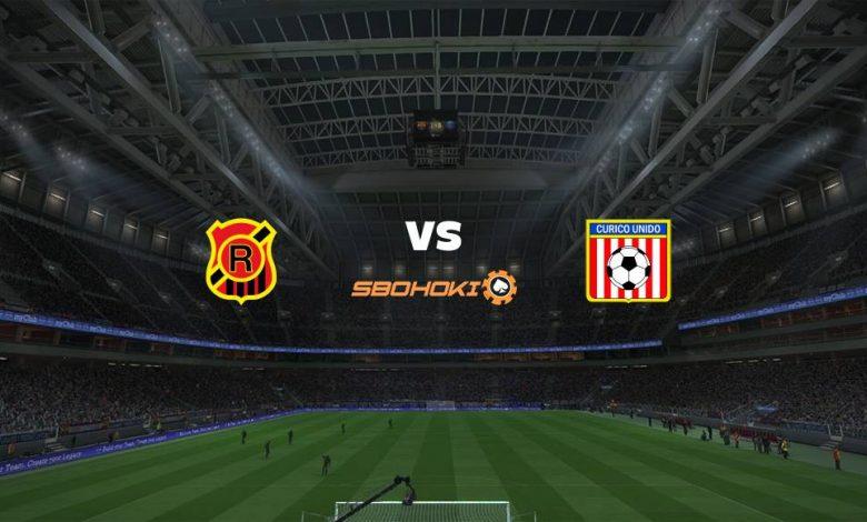 Live Streaming Rangers de Talca vs Curic Unido 26 Juni 2021 1