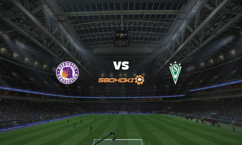 Live Streaming Deportes Concepcion vs Santiago Wanderers 27 Juni 2021 1