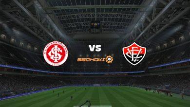 Photo of Live Streaming  Internacional vs Vitória 11 Juni 2021