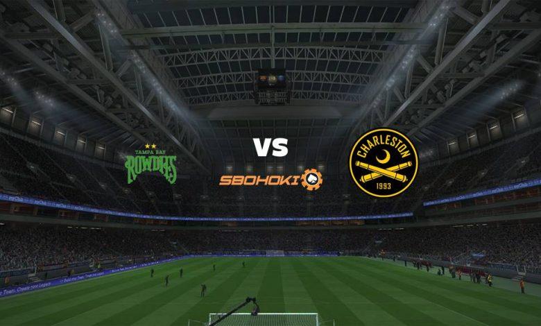 Live Streaming Tampa Bay Rowdies vs Charleston Battery 2 Juli 2021 1
