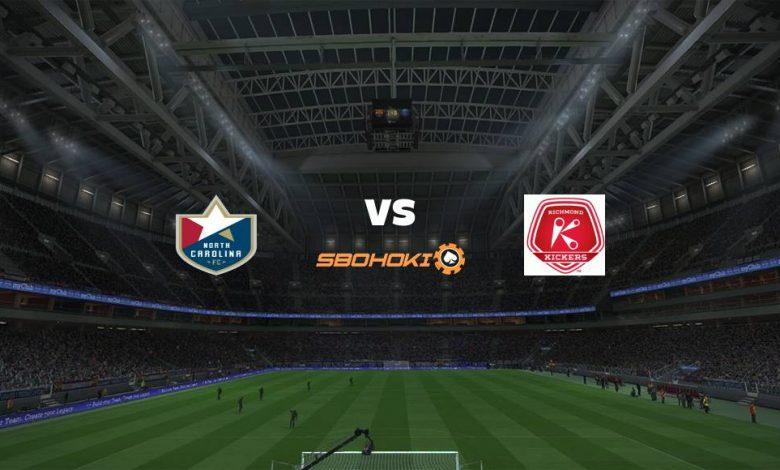 Live Streaming North Carolina FC vs Richmond Kickers 25 Juni 2021 1