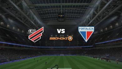 Photo of Live Streaming  Athletico-PR vs Fortaleza 3 Juli 2021