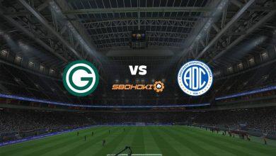 Photo of Live Streaming  Goiás vs Confiança 4 Juni 2021