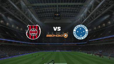 Photo of Live Streaming  Brasil de Pelotas vs Cruzeiro 3 Juli 2021