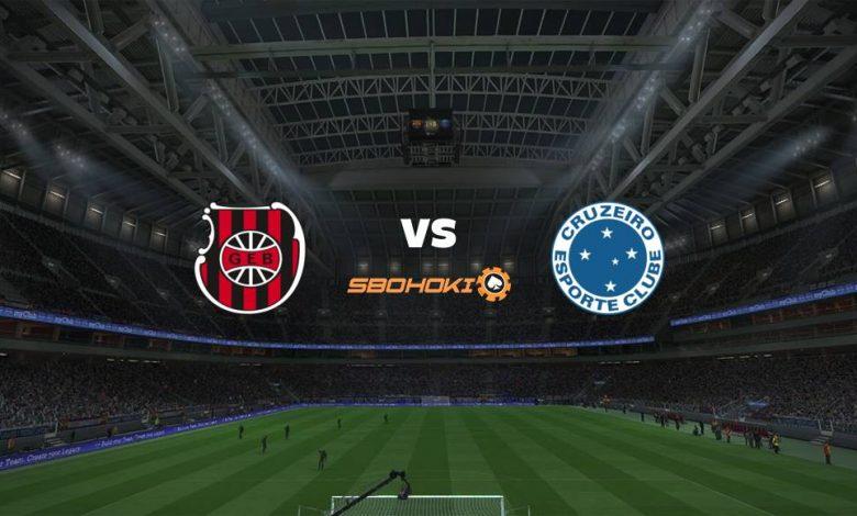 Live Streaming Brasil de Pelotas vs Cruzeiro 3 Juli 2021 1