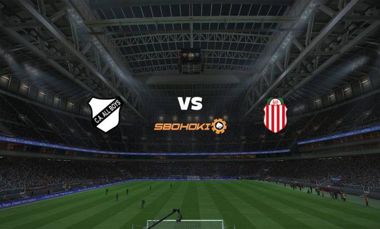 Live Streaming  All Boys vs Barracas Central 11 Juni 2021 1