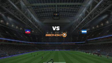 Photo of Live Streaming  Haiti vs Nicaragua 8 Juni 2021
