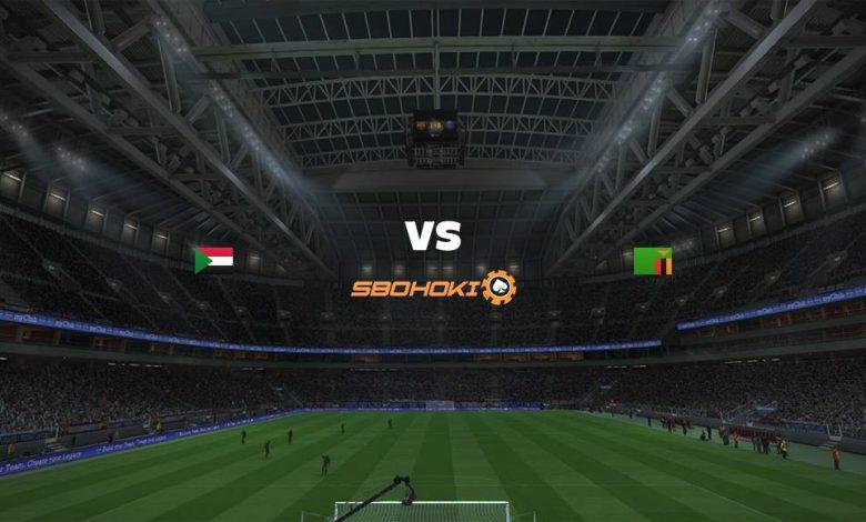 Live Streaming  Sudan vs Zambia 11 Juni 2021 1