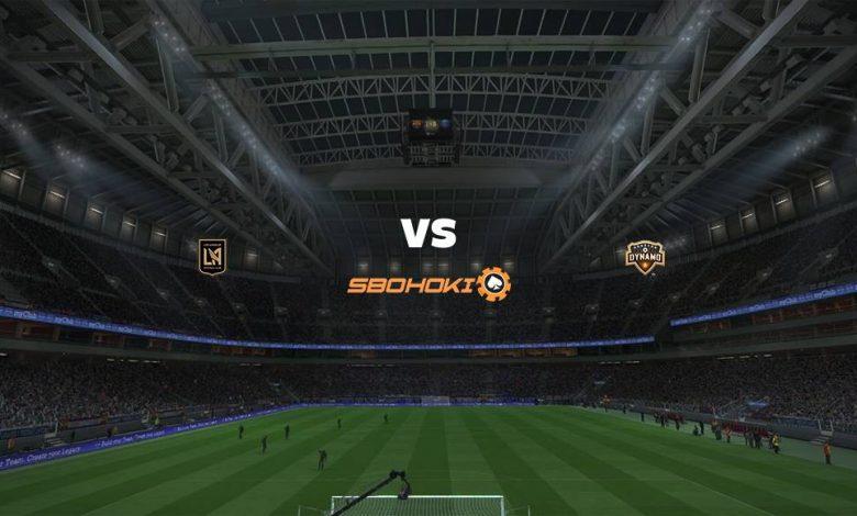 Live Streaming Los Angeles FC vs Houston Dynamo 20 Juni 2021 1